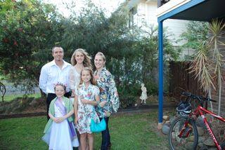 The Family, Jacaranda Ball '08